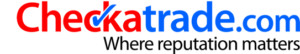logo for Checkatrade, representing an Electrician in Hampshire.